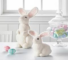 bunny decorations easter decorations decor for kids pottery barn kids
