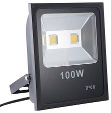 100w led flood light outdoor landscape l ip66 spotlight l