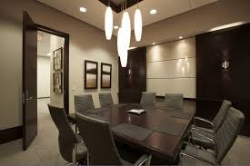 office astonishing blue color decor for small office meeting