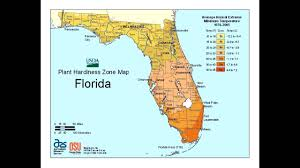 Map South Florida by Sun Zones Sun Angles Hardiness Zones For South Florida Youtube