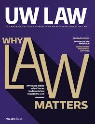 uw law fall 2016 by uw of law issuu