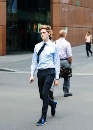 men u0027s light blue dress shirt navy dress pants black and blue