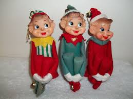 3 three vintage 1960 s 70 s ornaments japan