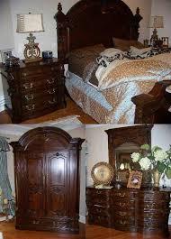 Master Bedroom Sets King by Teresa Giudice Home Tour Teresa Giudice U0027s Dark Finish King Size