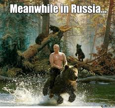 funny thanksgiving meme meanwhile in russia by bakoahmed meme center