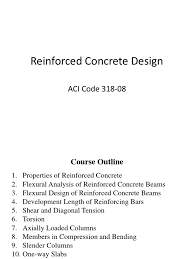chapter 1 properties of reinforced concrete concrete strength