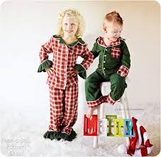 sweet dreams button up pj set childrens pajamas pattern