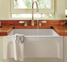 Copper Kitchen Sink Reviews by Dining U0026 Kitchen Farmhouse Sinks Ikea Sink Franke Fireclay