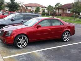 cadillac cts 22 inch rims cadillac cts with 22 inch rims images