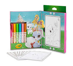 mini coloring pages disney princess palace pets crayola