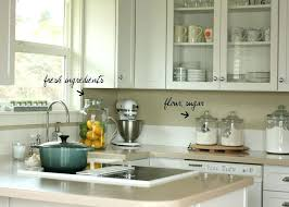 glass kitchen canisters canisters for kitchen counter or inspiration gallery from