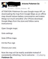 Maps Go 11 Biggest Pokémon Go Myths Debunked