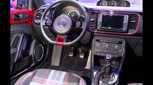 beetle volkswagen interior 2016 volkswagen beetle interior youtube