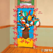 decoration picturesque door decorating ideas forschool classroom