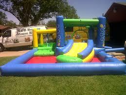 k u0026b bounce house
