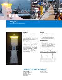 marina power and lighting led lighting eaton pdf catalogues documentation boating