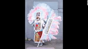 mardi gras indian costumes mardi gras indians a new orleans tradition cnn