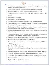 Sample Secretary Resume by Over 10000 Cv And Resume Samples With Free Download Company
