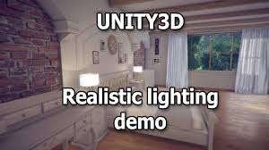 realistic dynamic interior lighting unity 5 youtube