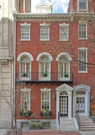 stunning colonial revival townhome in rittenhouse square asks