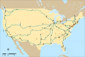 Amtrak Train Station Map by File Amtrak Network Map 2016 Svg Wikimedia Commons