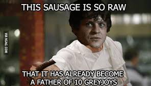 Gordon Ramsay Meme - gordon ramsay snow and his sausage 9gag