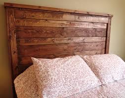 Wood King Headboard Solid Wood King Headboard Furniture Ohlowradio Home Interior Also