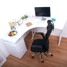 designer computer table small l shaped computer desk eatsafe co
