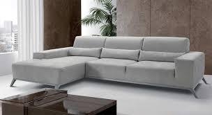 canape d angle alcantara canapé d angle design fabrication haut de gamme en tissu