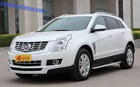 cadillac small suv 2015 cadillac srx to be made in china with smaller engines lower