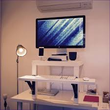 Treadmill Desk Ikea Fold Top Desk Foldnhalf Table With Heat Resistant Top And Storage