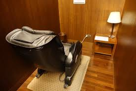Tony Little Massage Chair Review Asiana Business Class Lounge Incheon Airport One Mile At