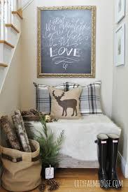 95 best winter decor images on pinterest la la la christmas