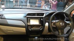 honda indonesia 2017 honda mobilio indonesia interior indian autos blog