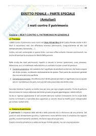 dispense diritto penale riassunto esame diritto prof prosdocimi libro consigliato