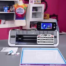 brother scan n cut 24 in x 10 in cutting machine cm350 the