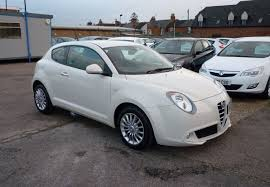 used alfa romeo mito sprint manual cars for sale motors co uk