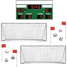 Soccer Theme Party Decorations Amazon Com Soccer Props Party Accessory 1 Count 13 Pkg Toys