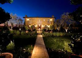 Landscape Lighting Ideas Trees Landscape Lighting Ideas Landscape Mediterranean With Alle Of