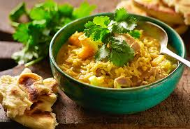 cuisine compl e uip toss everything together and a complete indian dish served up