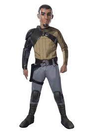 kids deluxe kanan star wars rebels costume