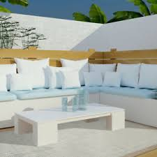 Easy To Clean Outdoor Rug Aqua Blue Geometric Flatweave Area Rugs Durable Easy Clean Indoor