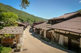japanese town narai juku historic edo period post town frozen in time in the