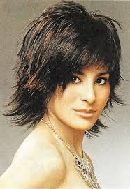 latest layered shaggy hair pictures choppy shag hairstyles for women top hottest trending short with