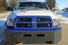 diversified push bumper dodge ram 4500 5500 2011 2017 w