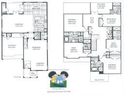 6 Bedroom Floor Plans Watersong Disney Villa Gated Watersong Resort Community 6