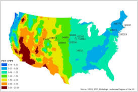 United States Region Map by Regions Praxis In Landscape Architecture
