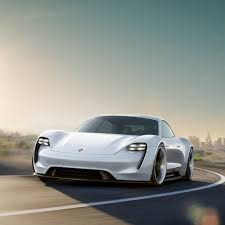 new porsche electric tribute to tomorrow porsche concept study mission e dr ing