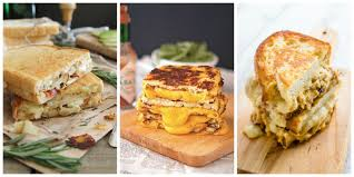 Ideas For Dinner by 27 Best Grilled Cheese Sandwiches Grilled Cheese Recipes