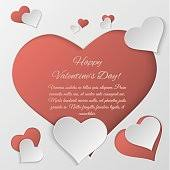 Valentine S Day Vector Decor by Valentines Day Vector Background Stock Vector Art 670366656 Istock